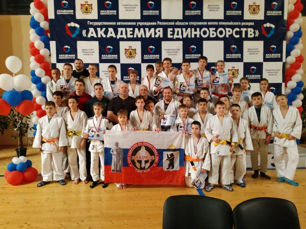 15 медалей привезла сборная команда Ярославской области с Первенства и Чемпионата ЦФО в Рязани!