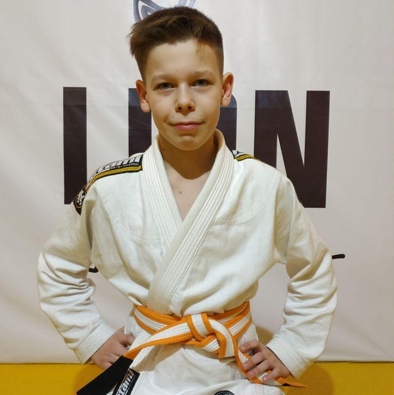 Сабетов Семён (сборная команда Российской Федерации 2020 года, юноши до 14 лет)