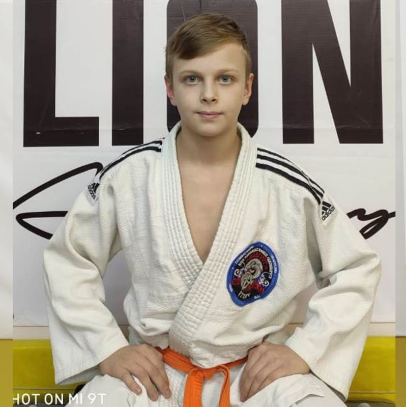 Глузгал Даниил (сборная команда Российской Федерации 2020 года, юноши до 16 лет)