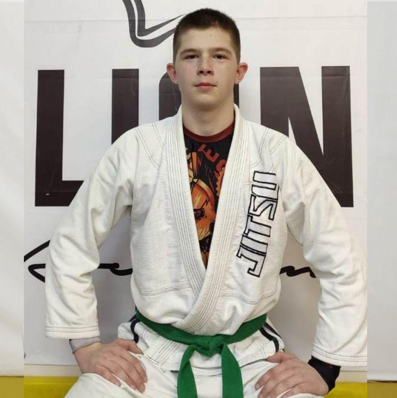 Поздравляем с Днём Рождения Павла Удалова! Желаем Ему Здоровья и Успехов в Учёбе и Спорте!
