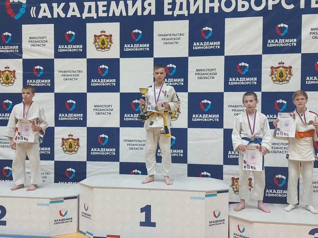 Всероссийские соревнования Российской Федерации джиу-джитсу среди юношей и девочек 2008-09 и 2010-11