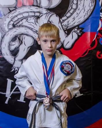 Поздравляем с Днём Рождения Ивана Хрисанфова! Желаем Ему Здоровья и Успехов в Учёбе и Спорте!