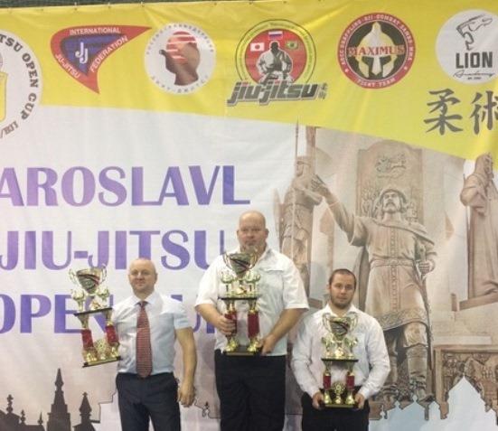 Результаты YAROSLAVL JIU-JITSU NE WAZA OPEN CUP 2018
