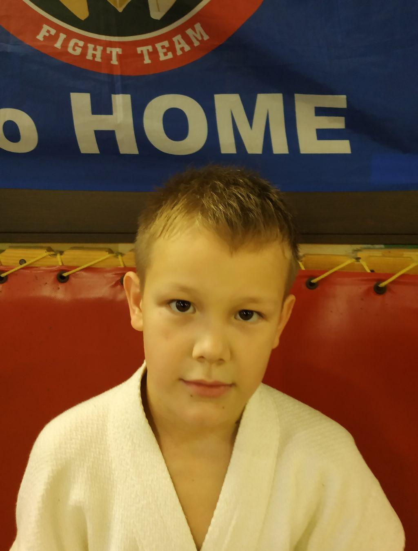 Поздравляем с Днём Рождения Антона Разумова! Желаем Ему Здоровья и Успехов в Учёбе и Спорте!