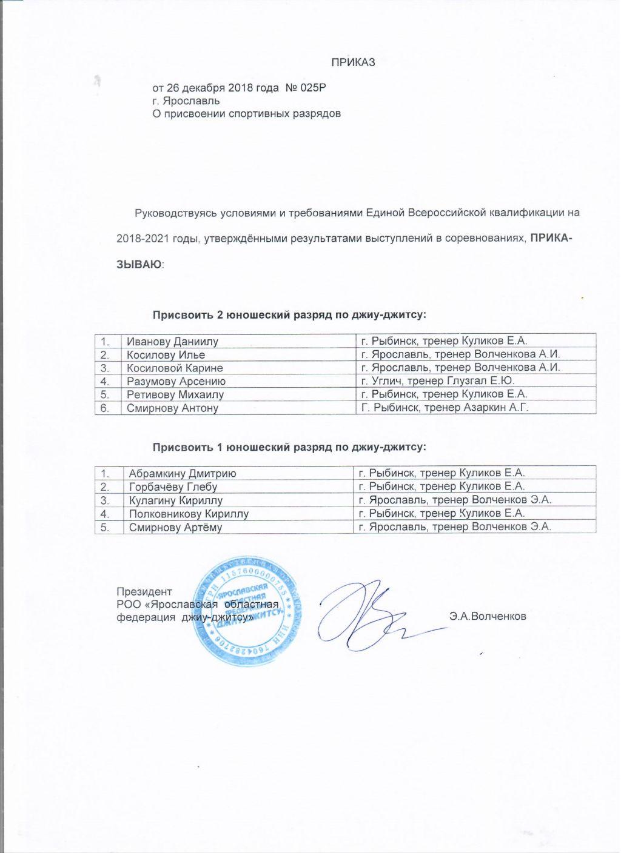 Поздравляем Абрамкина Дмитрия, Горбачёва Глеба, Кулагина Кирилла, Полковникова Кирилла и Смирно-