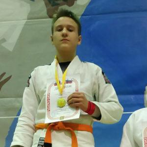 Семечков Дмитрий (сборная команда Российской Федерации 2020 года, юноши до 16 лет)