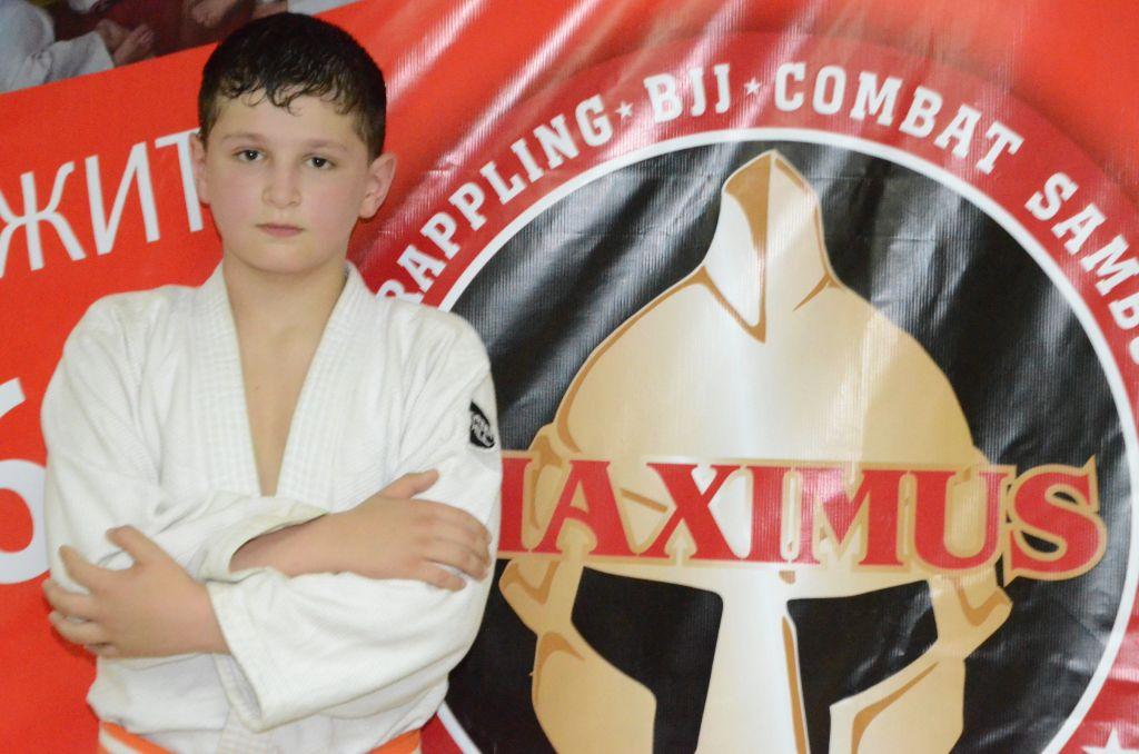Поздравляем Али Ибрагимова с Днём Рождения! Желаем Ему Здоровья и Успехов в Учёбе и Спорте!