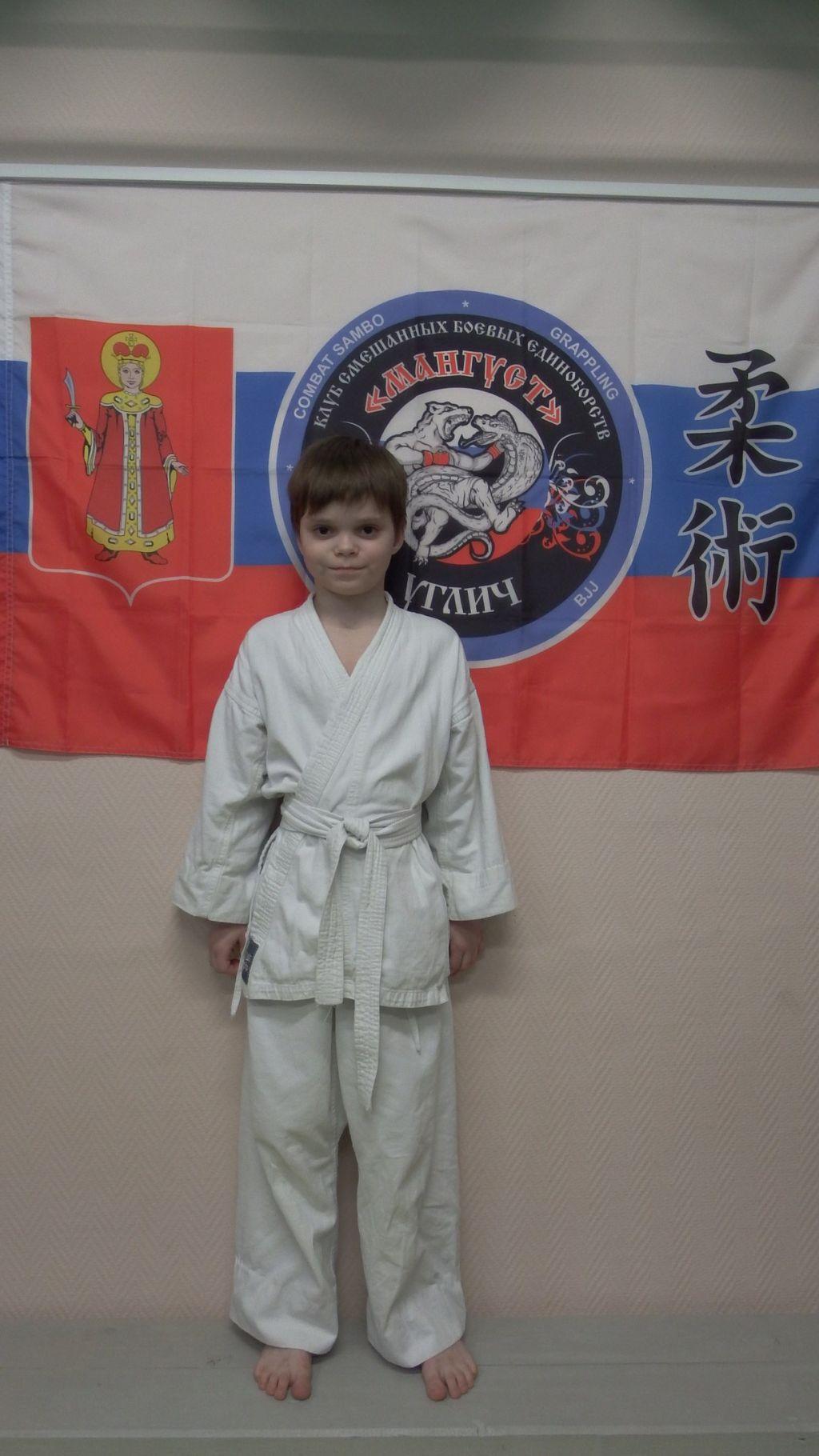 Поздравляем с Днём Рождения Михаила Дорошенко! Желаем Ему Здоровья и Успехов в Учёбе и Спорте!