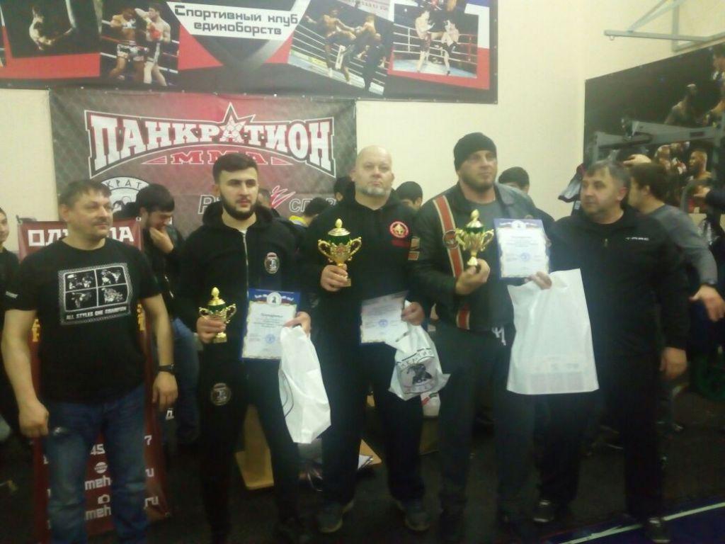 MAXIMUS FIGHT TEAM - обладатель Командного Кубка Всероссийского юношеского турнира по пан-