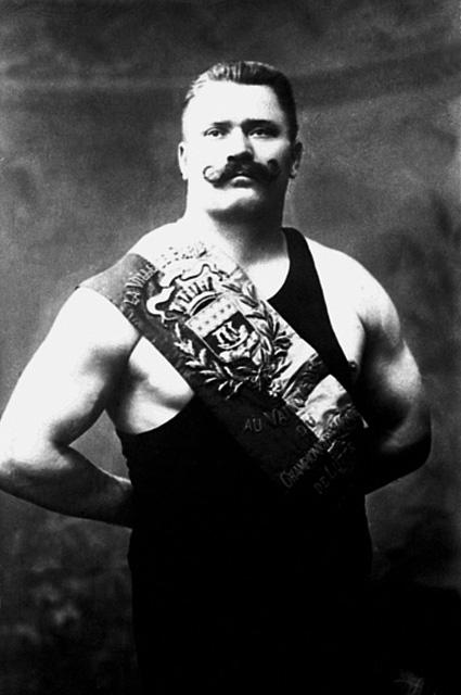 8 октября 1871 года - День Рождения Великого русского борца-богатыря Ивана Поддубного!
