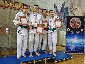 4 золотые, 3 серебряные и 2 бронзовые медали за-воевали спортсмены Ярославской области на Все-