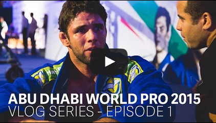 Abu Dhabi World Pro Jiu Jitsu - Episode 1