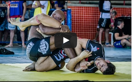 ADCC 2015 Brazil highlight (Qualifiers) || BJJ Hacks